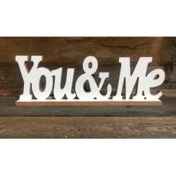 YOU&ME 39CM