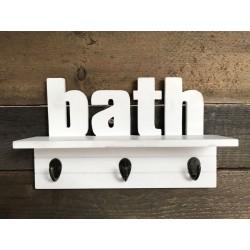 HANGER 'BATH'