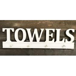 HANGER 'TOWELS'