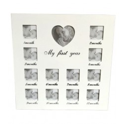 PHOTO FRAME 'MY FIRST YEAR'