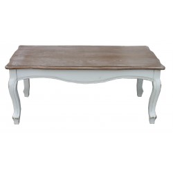 WOODEN COFFEE TABLE 120X60X50