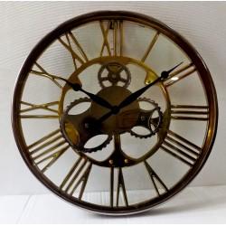Zegar Metalowy 61x61x5