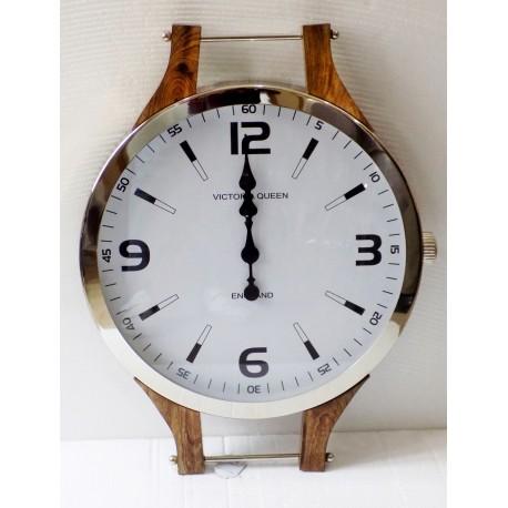 Zegar Metalowy 52x66x6