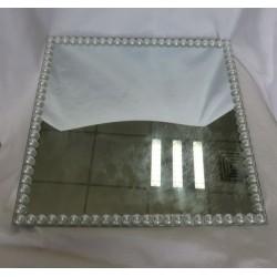 Talerz szklany 29,7x29,7 cm