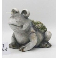 Figura Ogrodowa z Ceramiki 32x25,7x25