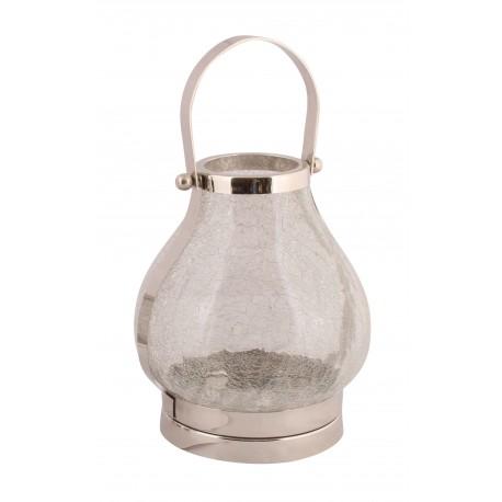 Lampion Metalowy 25,5x25,5x28