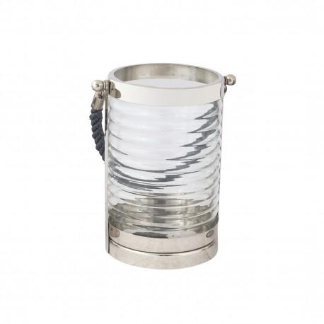 Lampion Metalowy 16,5x16,5x24