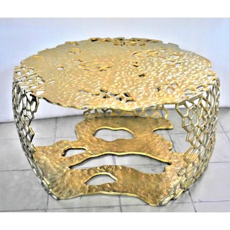 Stolik Metalowy 91x91x48
