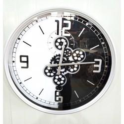 Zegar Metalowy 60x9x60