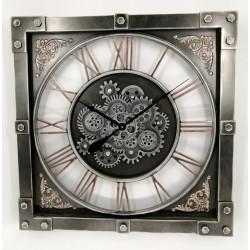 Zegar Metalowy 81,5 cm