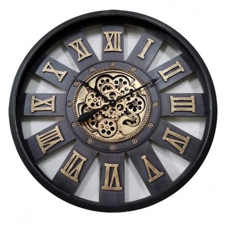Zegar Metalowy 80 cm