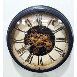 Zegar Metalowy 58x9x58