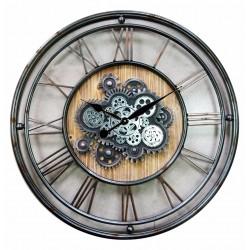 Zegar Metalowy 78,5 cm