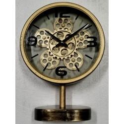 Zegar Metalowy 30x41 cm