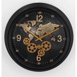 Zegar Metalowy 52 cm