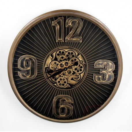 Zegar Metalowy 79 cm