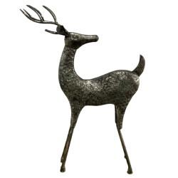 Renifer Metalowy 56,5x14,5x82