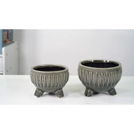 BZ. Oslonka z ceramiki 15,5x15,5x12